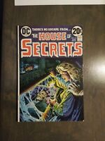 HOUSE OF SECRETS #110 FINE-   DC 1973
