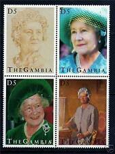 Royalty Gambian Stamps (1965-Now)