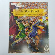 """THIEVES WORLD - """"THE BLUE CAMEL"""" ROBERT ASPRIN'S ROLE PLAYING GAMES"""