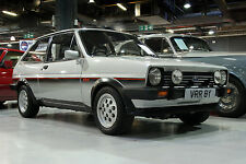 Ford Fiesta Mk1 XR2 1.6 OHV Stripe Kit Decals Stickers Stripes