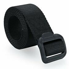Men's Tactical Military Combat Nylon Canvas Belt Buckle Strap Waistband