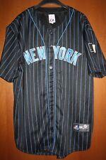 Maglia Shirt Jersey Trikot Maillot Baseball New York Yankees Majestic MLB