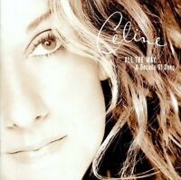 Céline Dion CD All The Way... A Decade Of Song - England