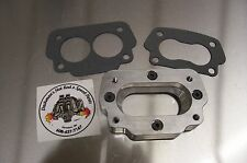 Fits Tri Power Small Rochester 2G Intake Riser adapter spacer to Big 2GC Carb