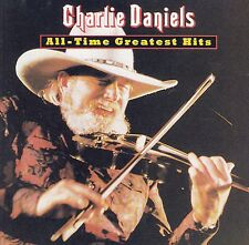 CHARLIE DANIELS All-Time Greatest Hits CD
