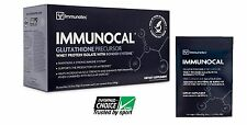 IMMUNOCAL 30 Pk, Natural source of Glutathione + Free CUP + Free MIXER