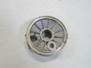 O1. Yamaha XJ 600 Type 51J Oil Filter Lid Flange Motor Engine Cover Oil Pump