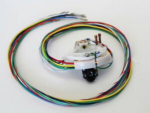 NEW! 1967 Ford Mustang Turn Signal Switch WITH tilt steering Wheel