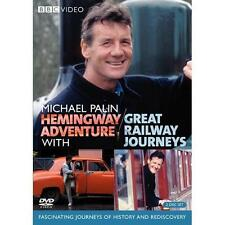 Michael Palin: Hemingway Adventure / Great Railway Journeys, Acceptable DVD, Var
