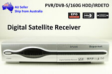 Supernet SP2080 Digital Satellite Receiver Twin Tuner IQ PVR/DVB-S 160G HDD