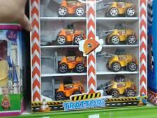 8 trattori set gioco di qualità giocattolo toy a35 natale