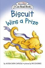 My First I Can Read: Biscuit Wins a Prize by Alyssa Satin Capucilli (2003,...