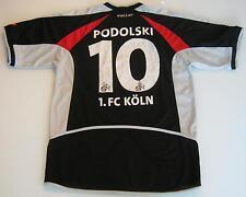 MAGLIA COLONIA PODOLSKI SHIRT Fußball Club Köln JERSEY FC KOLN MATCH BUNDESLIGA