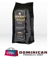 CAFE SANTO DOMINGO INDUBAN GOURMET DOMINICAN GROUNDED COFFEE 1 POUNDS 454 GRAM