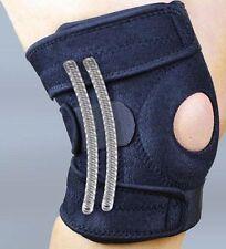 Sport-Kniebandage mit Spiralfedern Sport Stütz Kniestütze Kniegelenkbandage