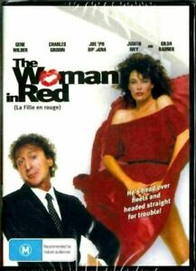 The Woman in Red DVD Gene Wilder New and Sealed Australian Release