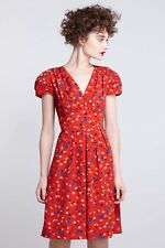 "Anthropologie ""Hi There"" by Karen Walker Dress--size 2 EUC"