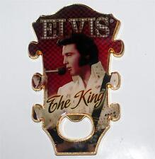 ELVIS PRESLEY King Rock and Roll GUITAR BOTTLE OPENER REF KITCHEN BAR MAGNET New