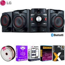 LG XBOOM Bluetooth Audio System with 700 Watts Total Power w/ Software Bundle