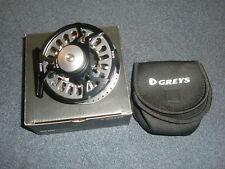 Greys GTS600 6-8 Fly Fishing Reel + Neoprene Pouch fishing tackle
