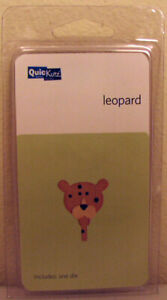 LEOPARD DIE QUICKUTZ lifestyle craft epic revolution