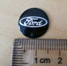 12MM FORD CAR BADGE DECAL LOGO EMBLEM KEY FOB STICKER FOR FORD