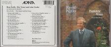 CD - RENE KOLLO - THE SINGER AND HIS SONGS - ARK RED ROSES - DUNKELROTE ROSEN