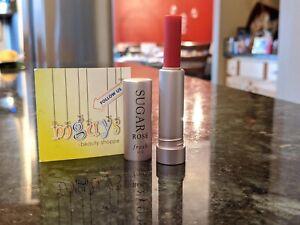 FRESH Sugar Rose Lip Treatment Sunscreen SPF 15 Travel Size 0.07 oz / 2.2 g