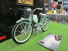 Moto NSU QUIKLY vert au 1/10 SCHUCO 450662500 moto miniature