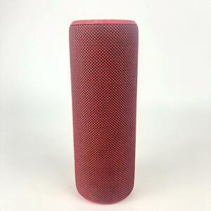 Logitech Ultimate Ears S-00147 Red MegaBoom Portable Bluetooth Wireless Speaker