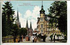 Frankierte Ansichtskarten vor 1914 aus Niedersachsen