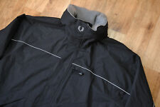 GENUINE Men's FRED PERRY Hooded Sailing Insulated Jacket size L