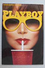 CP - PLAYBOY II -  1982 - SCANDECOR 8163 *