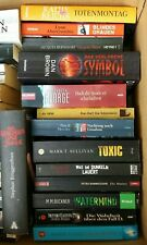 Bücherpaket Buchpaket, 26 Thriller / Krimis TOP