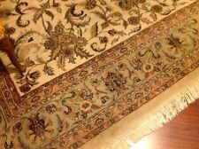 Carpet: Handwoven Indo-Kashan - Wool Vary Pretty