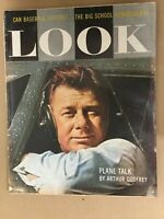 Arthur Godfrey - Radio/TV - 1957 LOOK Magazine - Complete Issue