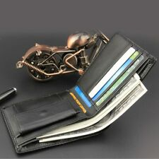 Men's wallet Money ID Cards Bank Cards Holder Smart Casual  Official Gents Purse