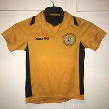 CRAY WANDERERS Home Macron Football Shirt Oldest Football Club