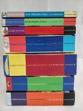 Harry Potter Complete Book Set 1-7