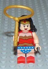 Wonder Woman DC Comics Super Heroes Custom Lego* Figure #89