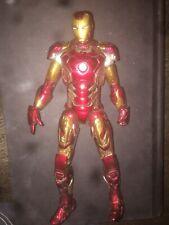 "MARVEL SELECT Iron Man Age Of Ultron 7"" Figure 2015 LOOSE"