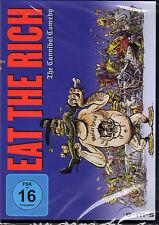 Eat the Rich , 100% uncut , DVD , verschweißte Neuware , Lemmy / Motörhead