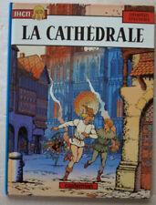 Jhen; La Cathédrale MARTIN & PLEYERS éd Casterman DL avril 1985