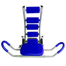 Deemark Ab Fast System With Twister-Abdominal Trainer Home Gym (ASORTED)