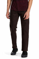RVCA DAGGERS PVSH FRESH JEANS DARK CHOCOLATE MENS SIZE 30 NEW