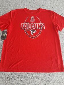 Nike Atlanta Falcons Men's Large Shirt Red Dri-fit NWT NFL Mens Size XL
