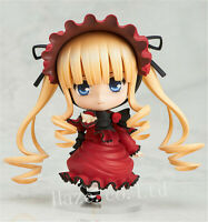Rozen Maiden Shinku Nendoroid PVC Figure Model Colección de juguetes 10cm