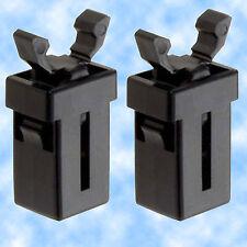 2x Touch Lid bin replacement clip latch catch spare repair Fits Brabantia (#7)