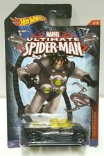 2014 Hot Wheels Ultimate Spider-Man Doctor Octopus What 4-2