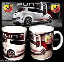 tazza mug FIAT GRANDE PUNTO ABARTH EVO scodella ceramica